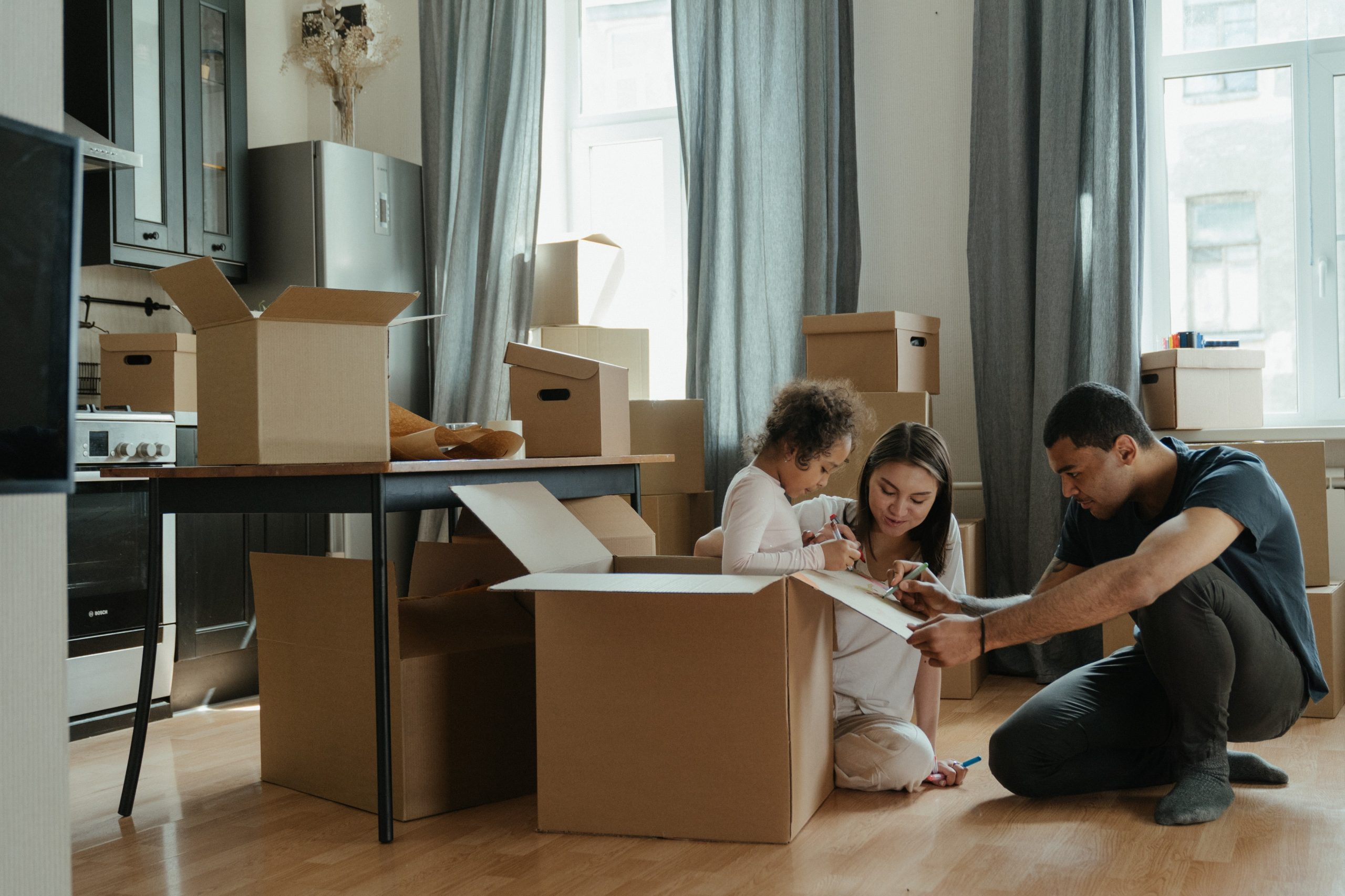 What services does a moving company offer