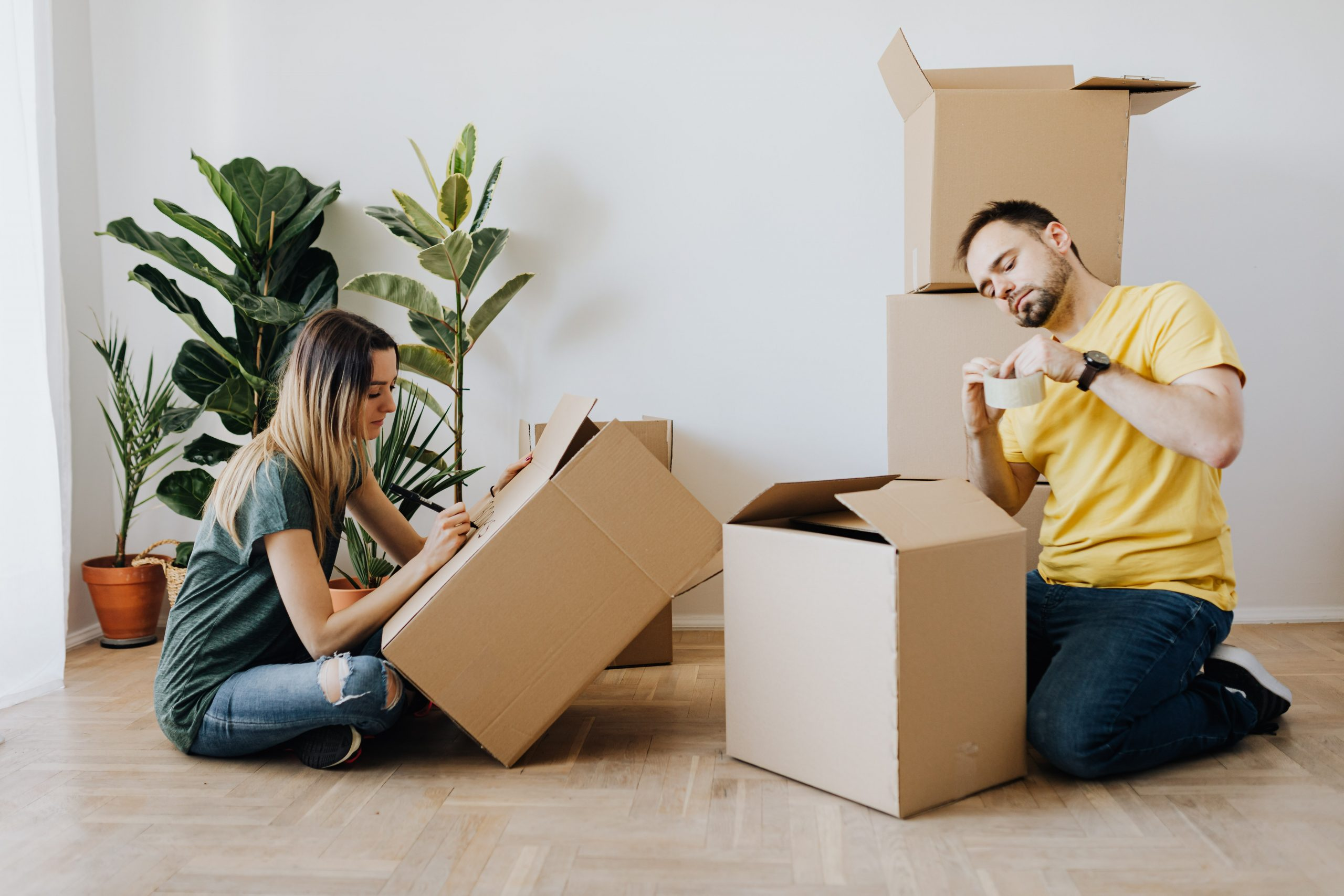 How To Do An Effective Apartment Moving