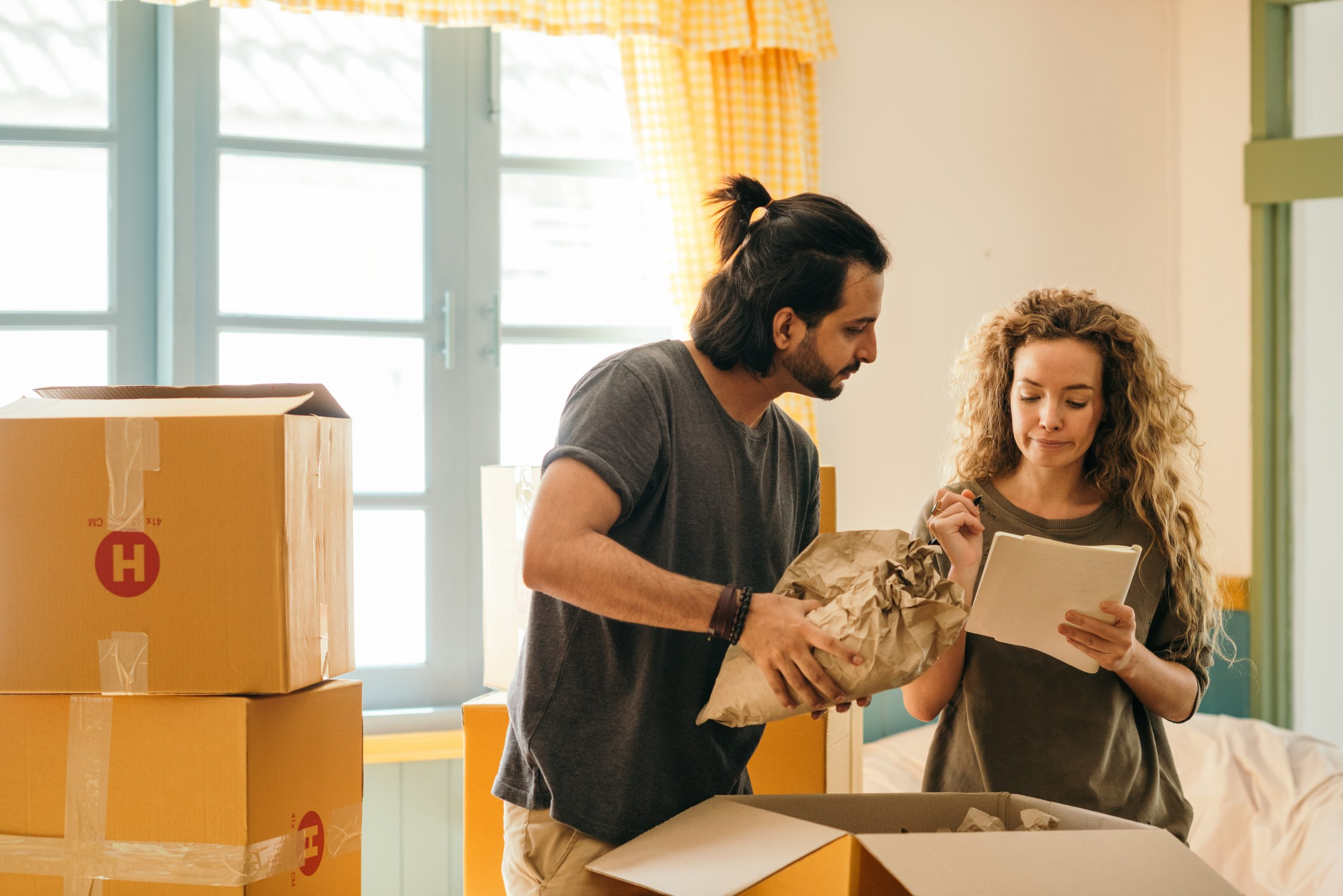 How To Pack Effectively For Your Moving Day