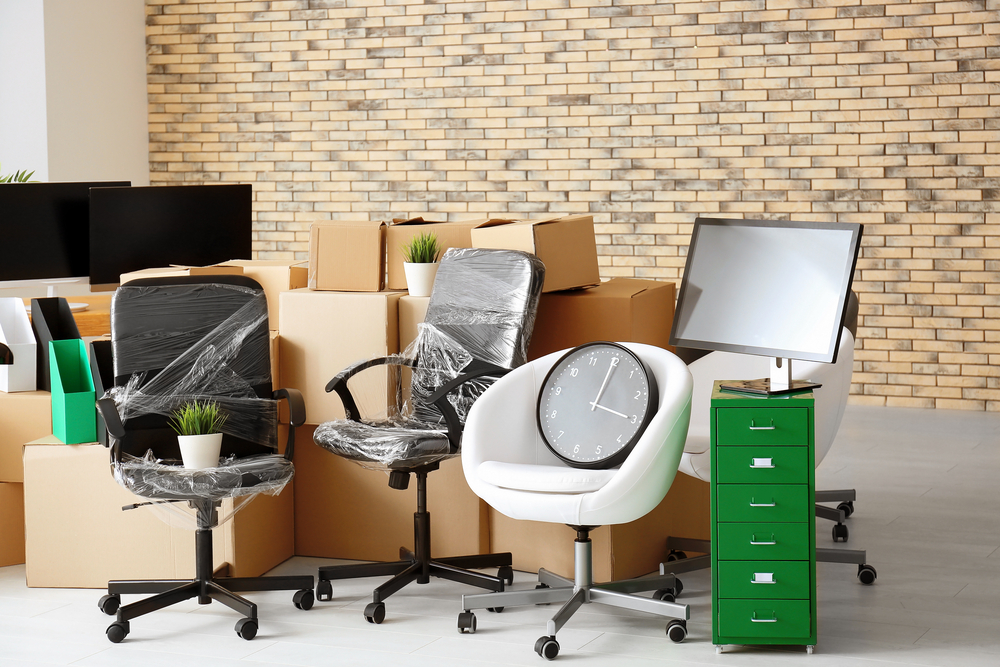 How to pack and prepare for an office move