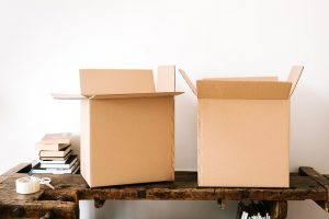 What to leave behind during moving process